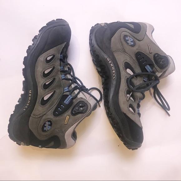 565ec187983 Merrill Waterproof hiker size 9